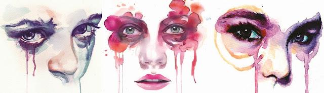 painting, 5 stars, feminism