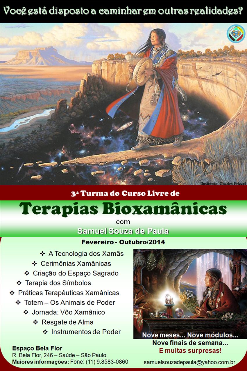Terapias Bioxamânicas 2014