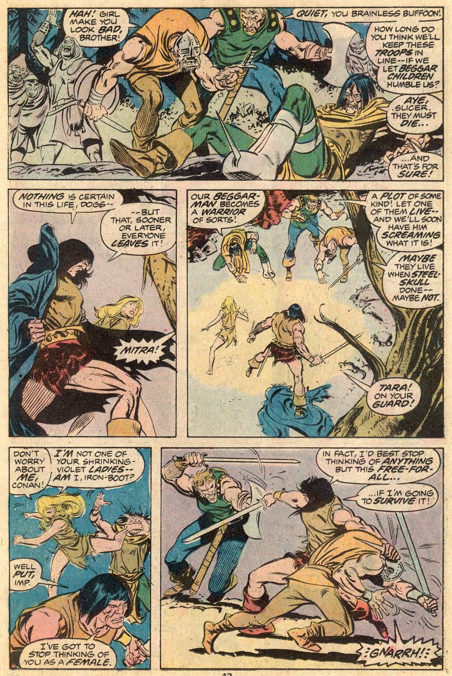 Conan the Barbarian (1970) Issue #53 #65 - English 12