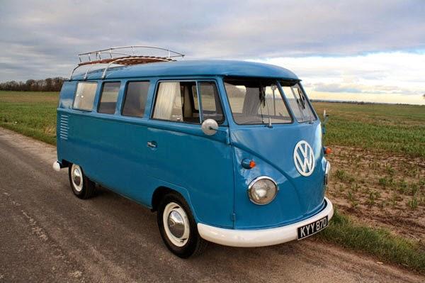 Australian 1960 VW Split Screen Camper Van | VW Bus