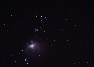 m42 reprocessed orion nebula photoshop