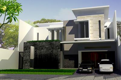 Warna Rumah Minimalis Terbaru 2013