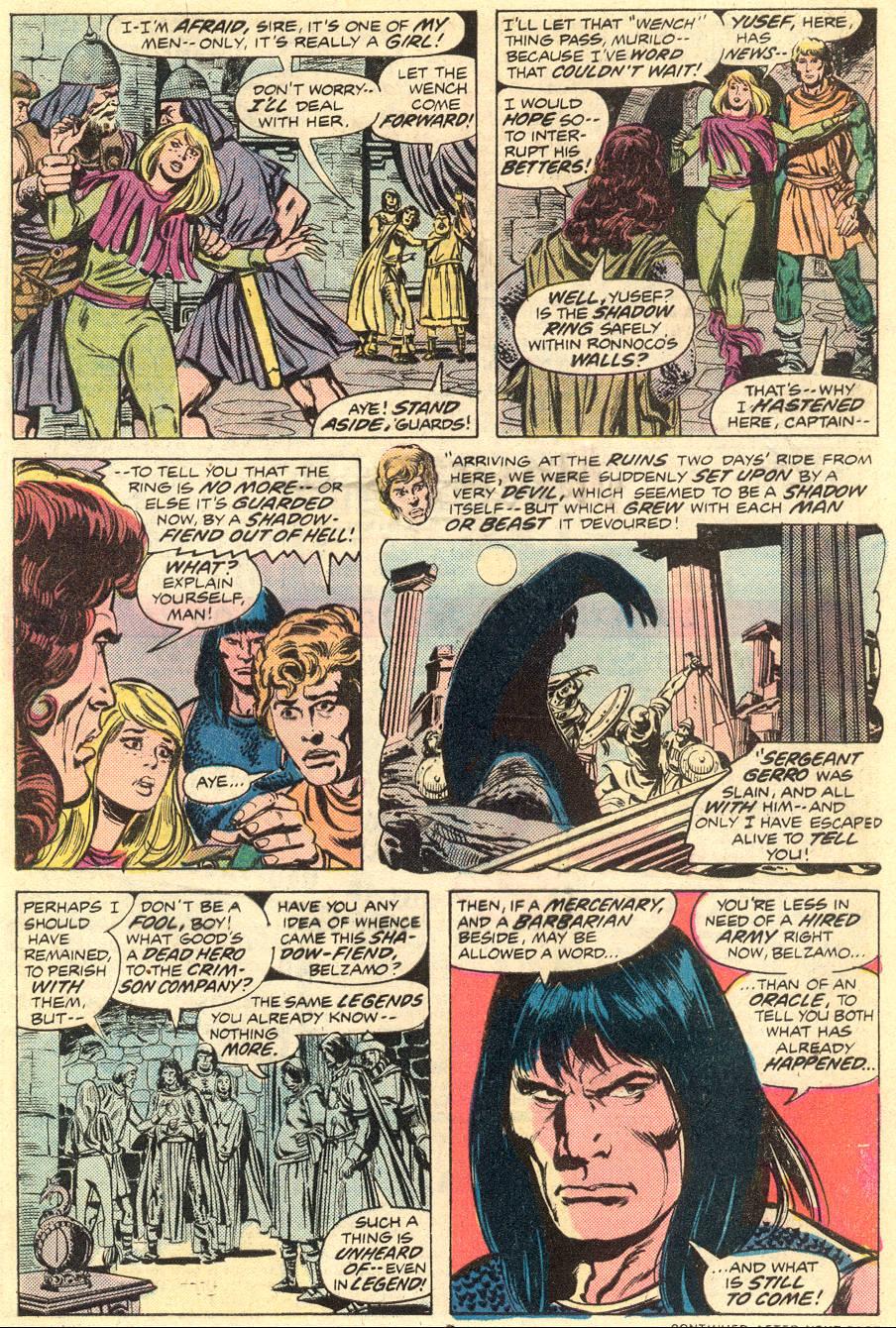 Conan the Barbarian (1970) Issue #54 #66 - English 6