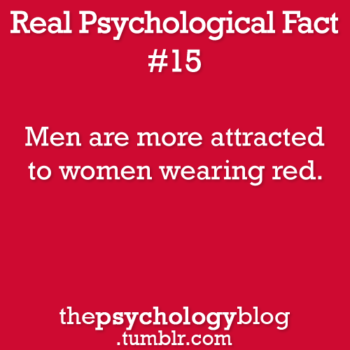 Psychology facts about guys