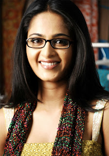 Anushka Hot with Spex in Face HD Photos