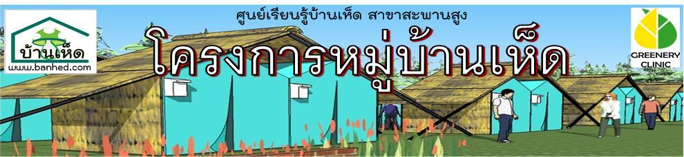 หมู่บ้านเห็ด,ชุมชนเห็ด,โครงการเห็ด,โครงการอาหารกลางวัน,ส่งเสริมอาชีพ,เพิ่มรายได้ชุมชนเห็ด,บ้านเห็ด