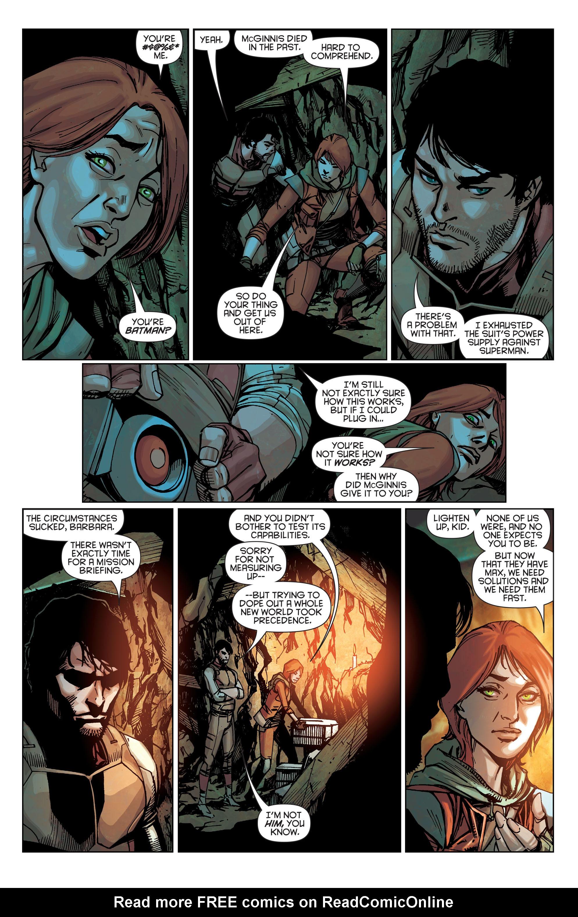 Batman Beyond (2015) Issue #2 #2 - English 10