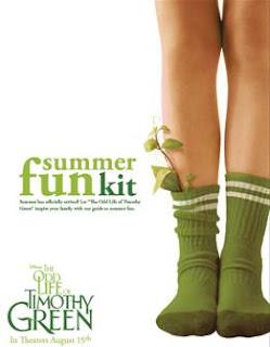 Summer Fun Kit, family activities, crafts, recipes, summer