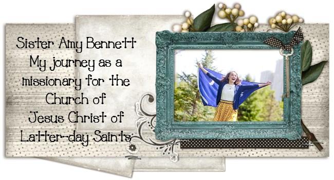 Sister Amy Bennett