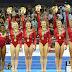 Análise e resultados do Mundial de Ginástica Artística 2014 - Final por equipes feminina