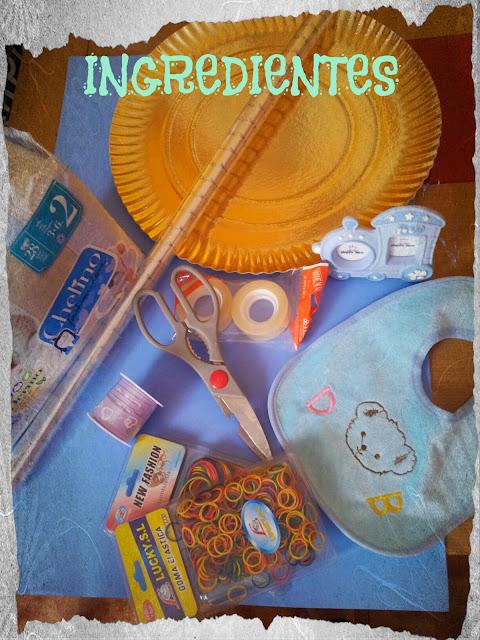 Tijeras, regalos para el bebé