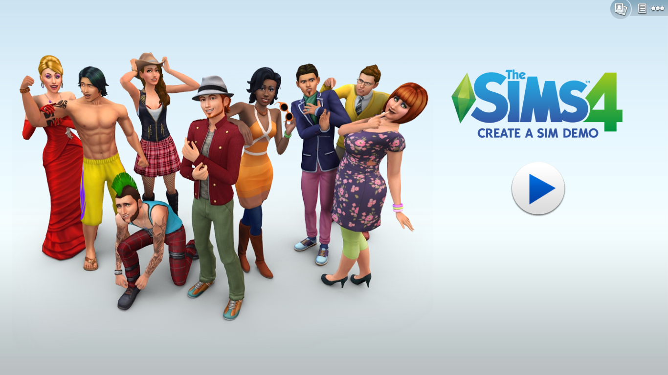 This is a post stating my views on The Sims 4 CAS demo. This is by no means an overview of the content. For that there are heaps of youtube channels and ...