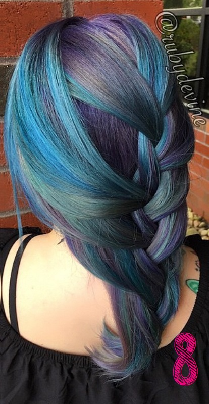 love, elizabethany: poll: which colorful hairstyle should i go ...