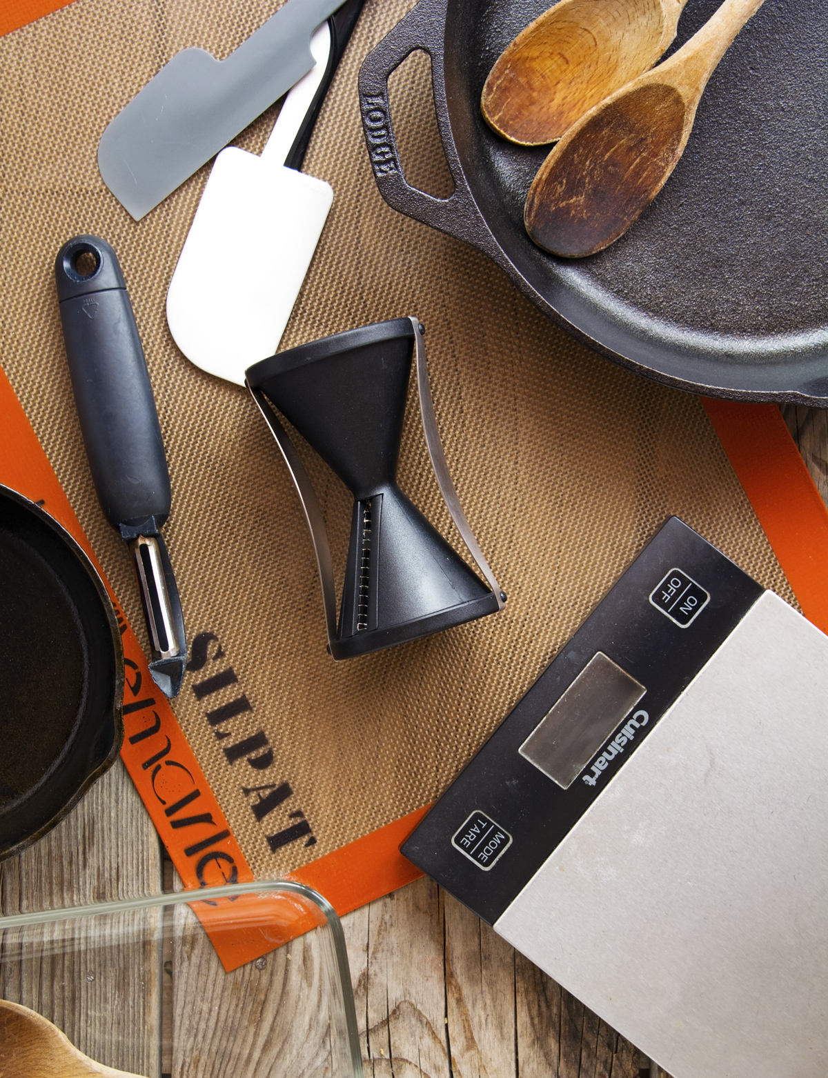 My Top 10 Favorite Kitchen Tools