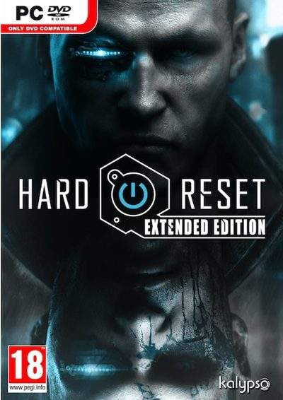 Hard Reset full pc español mega voces y textos
