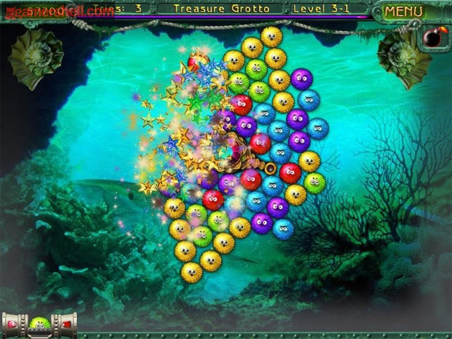 bubble shooter game download