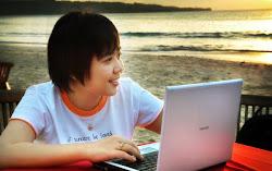 Belajar Cari Uang Di Internet Bersama Anne  Ahira