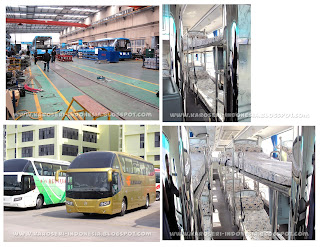 FOTO GOLDEN DRAGON BUS FACTORY | LINE n BUS