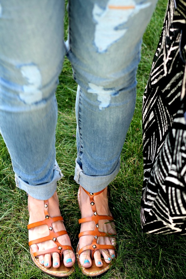 target ripped jeans