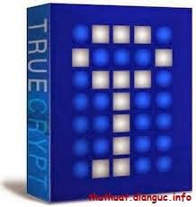 TrueCrypt – Phần mềm mã hóa dữ liệu