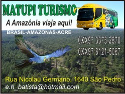 MATUPI TURISMO