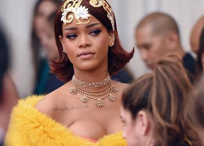 Rihanna's Latest Stalker Investigated By Police