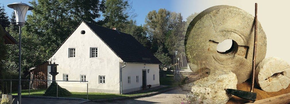 Mühlsteinmuseum Steinbrecherhaus