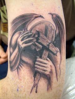 Cross tattoos - Cross Tattoo Ideas
