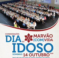 MARVÃO: DIA INTERNACIONAL DO IDOSO