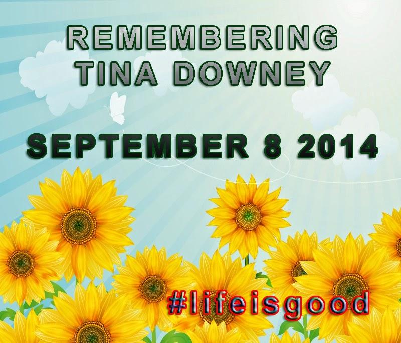 REMEMBERING TINA....