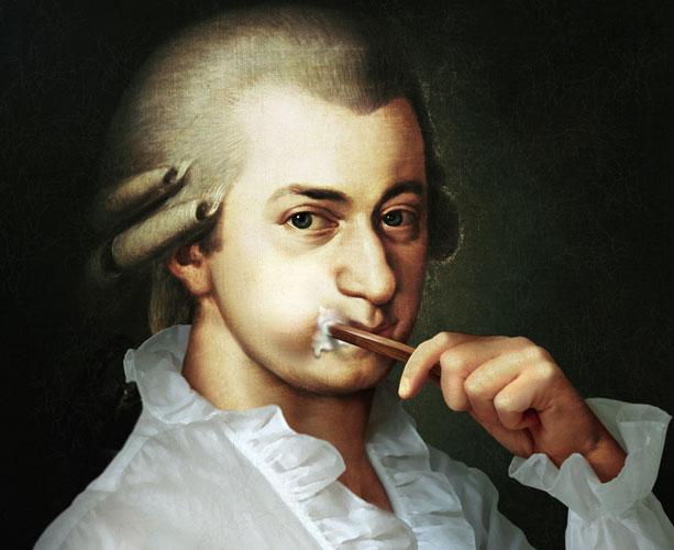 Sonata para dos pianos en Re mayor, K. 448, de Wolfgang Amadeus Mozart. - wolfgang_amadeus_mozart