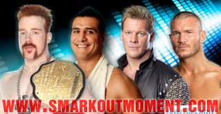 Watch Sheamus vs Alberto Del Rio vs Chris Jericho vs Randy Orton Over the Limit 2012 PPV Online Free