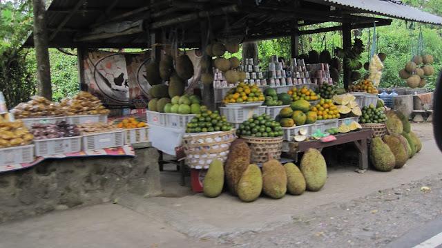 Puestecillos del Monte Batur Bali