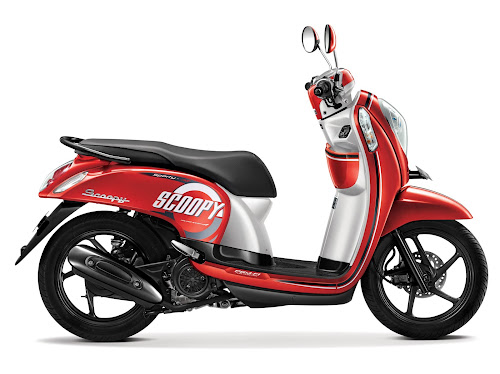 New Honda Scoopy eSP