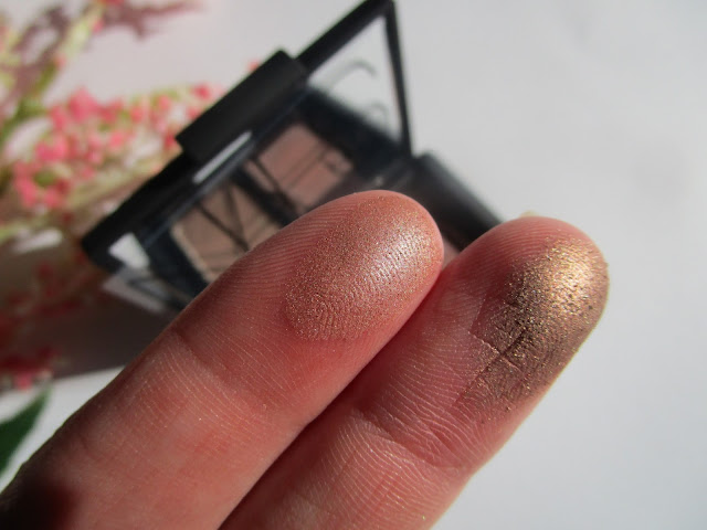 Duo eyeshadows nars Kalahari