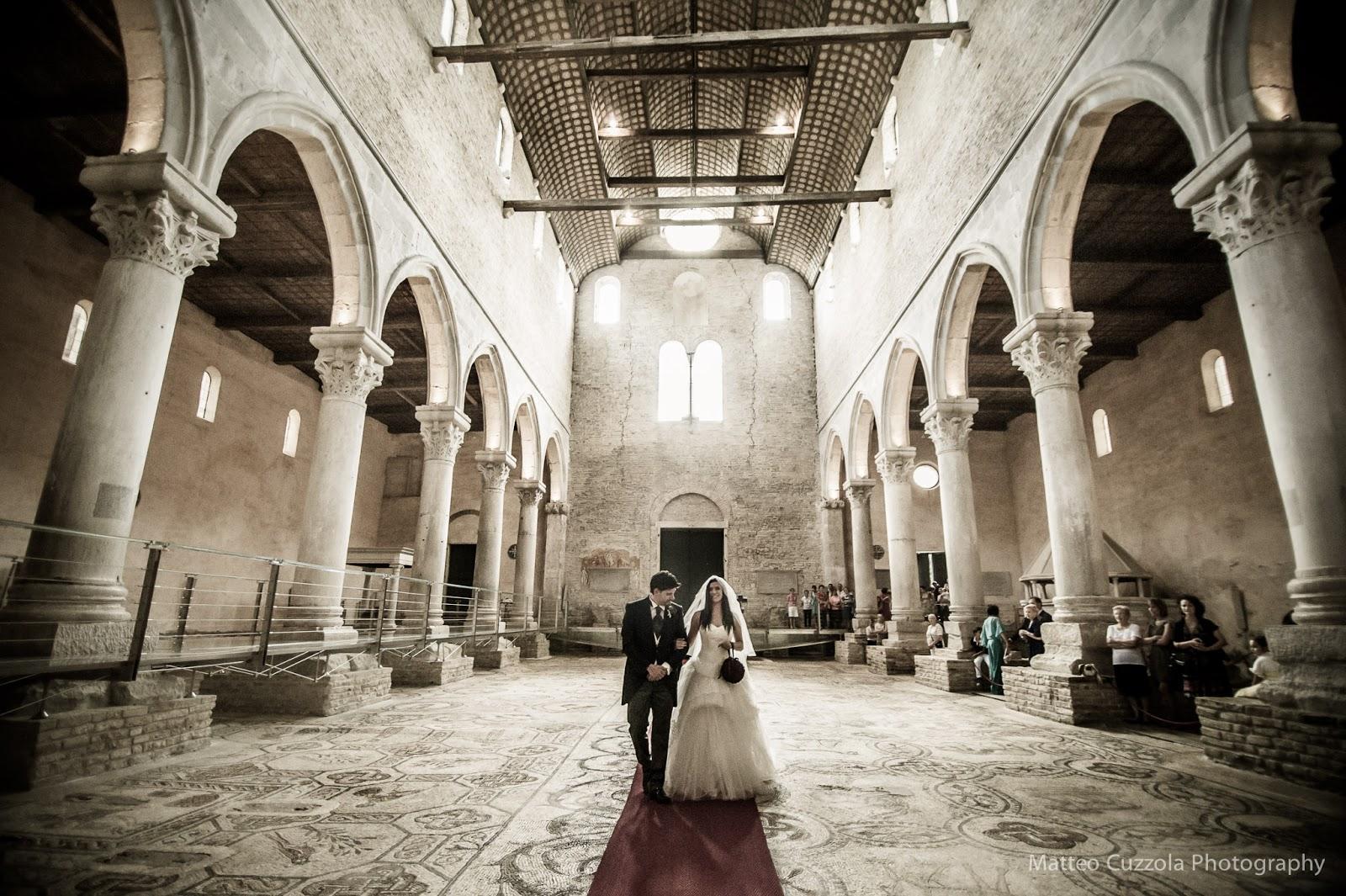 Свадьба в базилике Аквилеи