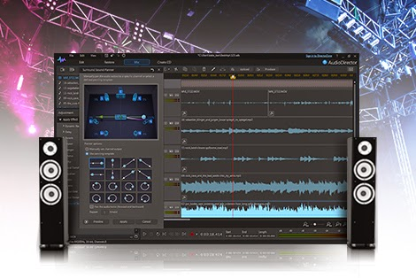 CyberLink AudioDirector Ultra 5 Pre-Actived ~ DOWNLOAD ...