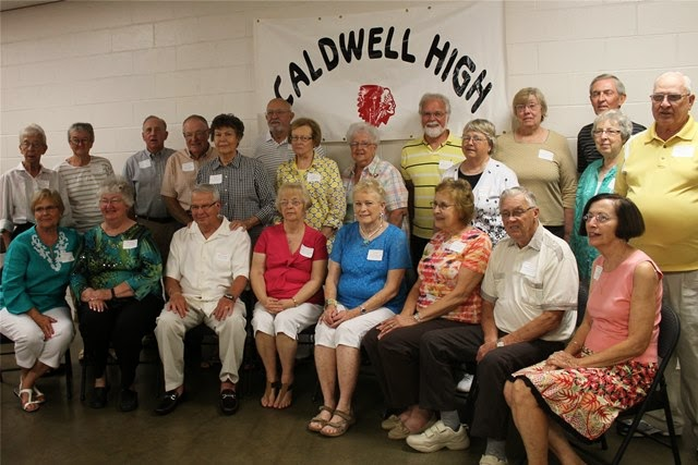 1955-1959 Classes in 2014 Reunion