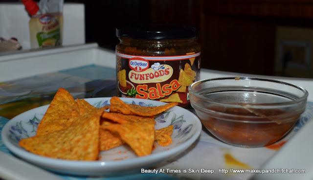 Funfood Salsa Sauce