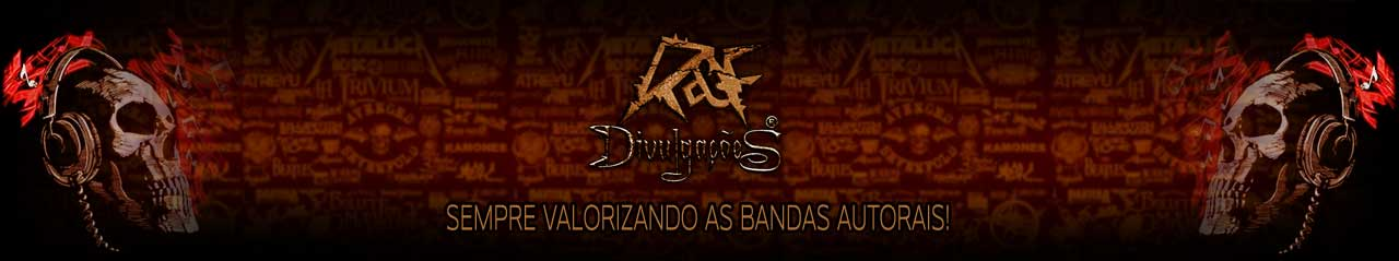 R&F Divulgações Brasil - Valorizando as bandas autorais!