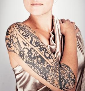 tatuagem para o braço