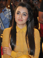 Trisha New glam pics at Cheekati Rajyam event-cover-photo