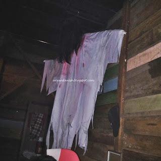 COOL GHOST MUSEUM PENANG | GHOST MUSEUM TEMPAT BEST DI PENANG