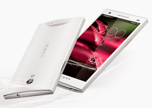 Spesifikasi Handphone Oppo Find Way S