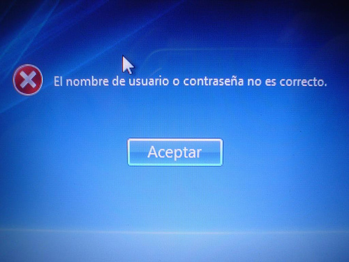 eliminar contrasena de windows xp: