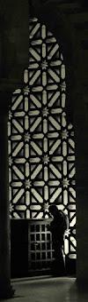 Atrapados en las columnas de la Mezquita...