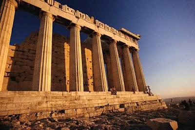 最輕浮城市 雅典