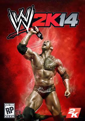 WWE 2k14 game