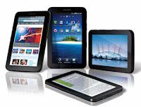 Daftar Harga Tablet Terbaru Bulan Mei 2013