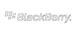 Blackberry Logo Sketch